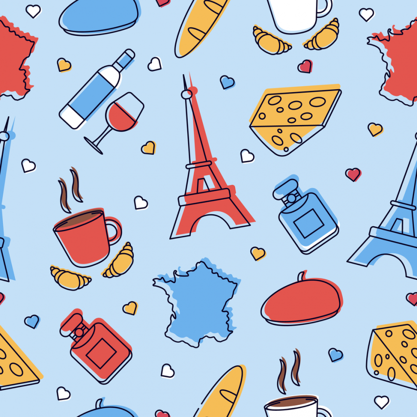 17 Free Seamless Patterns for Personal and Commercial Use
