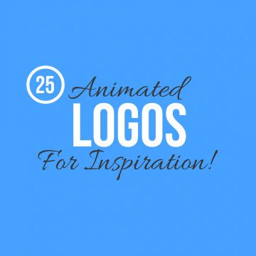 25 Eye-Pleasing Animated Logos to Inspire Your Self!