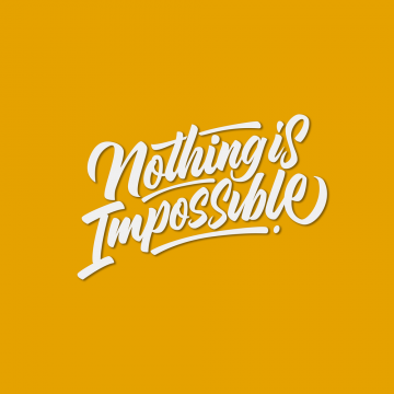 34 Magnificent Lettering and Modern Typography for Inspiration