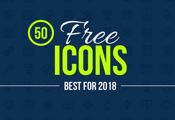 50+ Best Free Icons for 2018