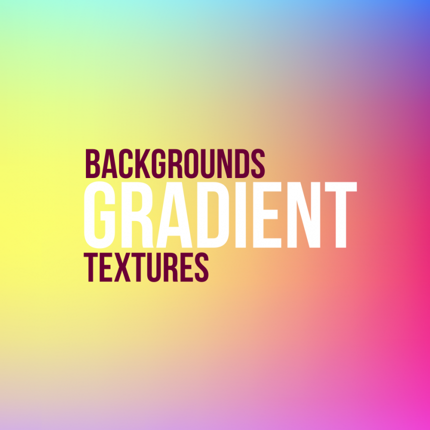 30+ Colorful Gradient Backgrounds You'll Want to Own