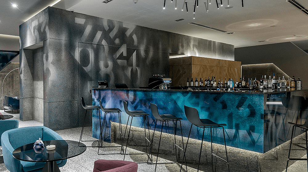 Innovative Branding by Backbone: Messier 53 Hotel in Yerevan