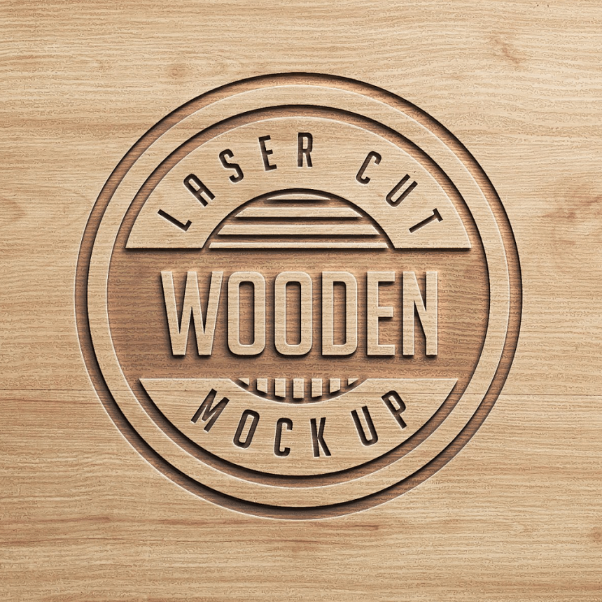 50+ Realistic Mockups to Present a Logo in Style