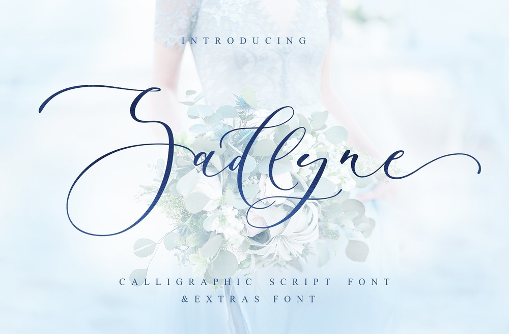 50+ Charming Script Calligraphy Fonts for Designers - CreativeBonito com
