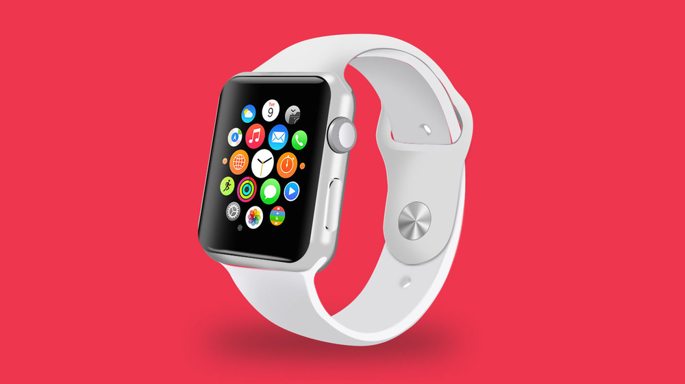 30+ Innovative Apple Watch Mockup Templates PSD