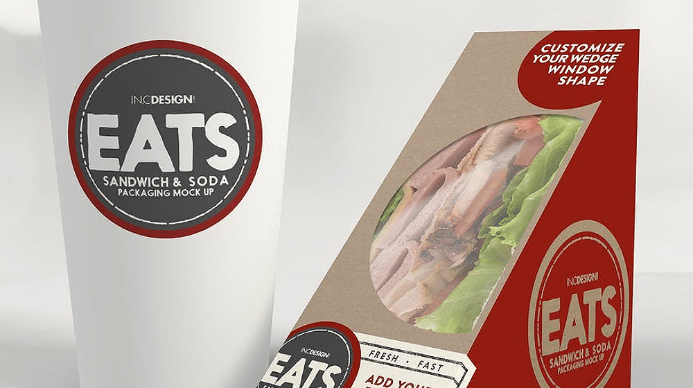 20+ Most Engaging Bread & Sandwich Packaging Mockups