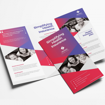 50+ Professional Corporate / Business Brochure Templates