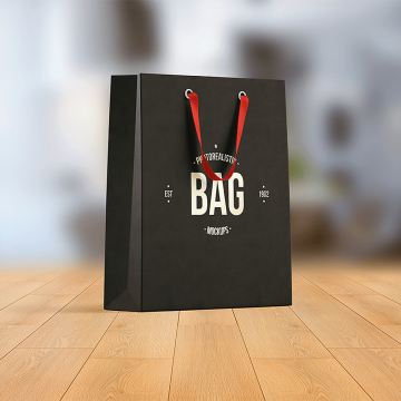 40+ Creative Shopping Bag PSD Mockup Templates