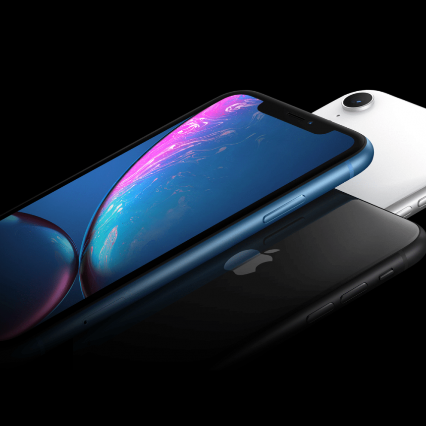 """Download New iPhone XR """"Bubble"""" Wallpapers"""
