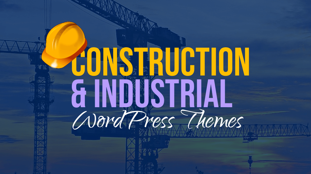 30+ Ultimate Construction and Industrial WordPress Themes