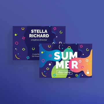 20+ Charming Travel Business Card Templates PSD