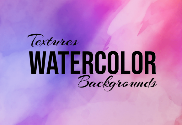 30+ Amazing Watercolor Texture Backgrounds for Designers