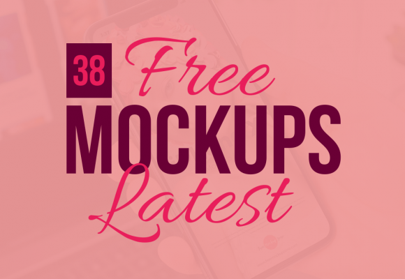38 Free Latest Creative Mockup Templates for Presentation
