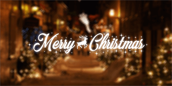 30 Free Super Cute Fascinating Christmas Fonts Creativebonito Com