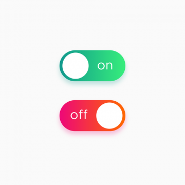 30 Useful (On/Off) Switch Button Examples for Inspiration