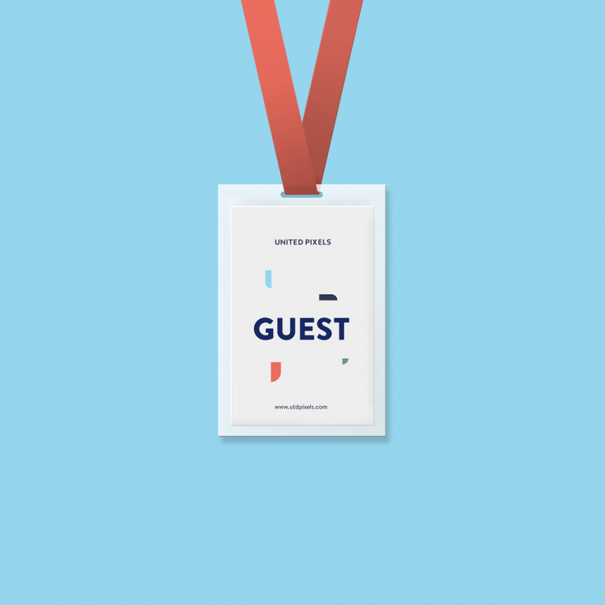 30+ Best Lanyard and Identity Card Mockup Templates PSD