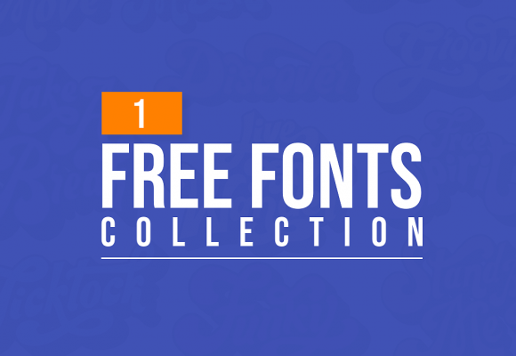 Latest Free Fonts Collection   1