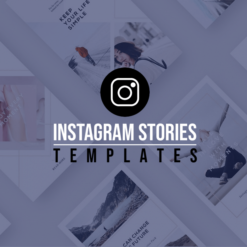 40+ Instagram Stories Templates to Download