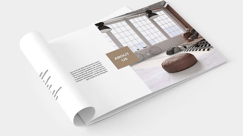 30+ Creative Interior Design Brochure Templates