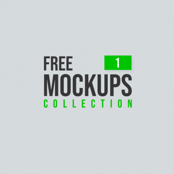 Latest Free Mockup Templates Collection | 1