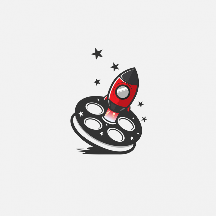 30 Incredible Rocket Logo Examples for Inspiration