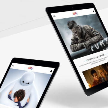 40 Movie & TV Website Concept Designs