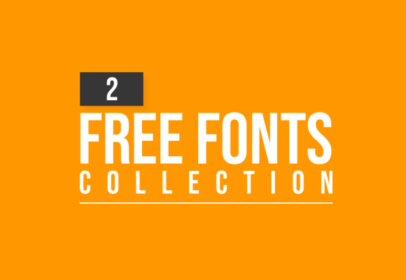 Latest Free Fonts Collection | 2