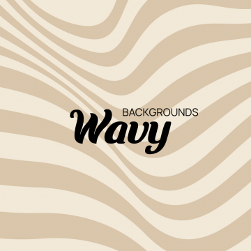 20+ Smooth Wavy Backgrounds & Textures