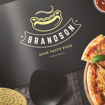 30+ Best Food Badge and Label Templates