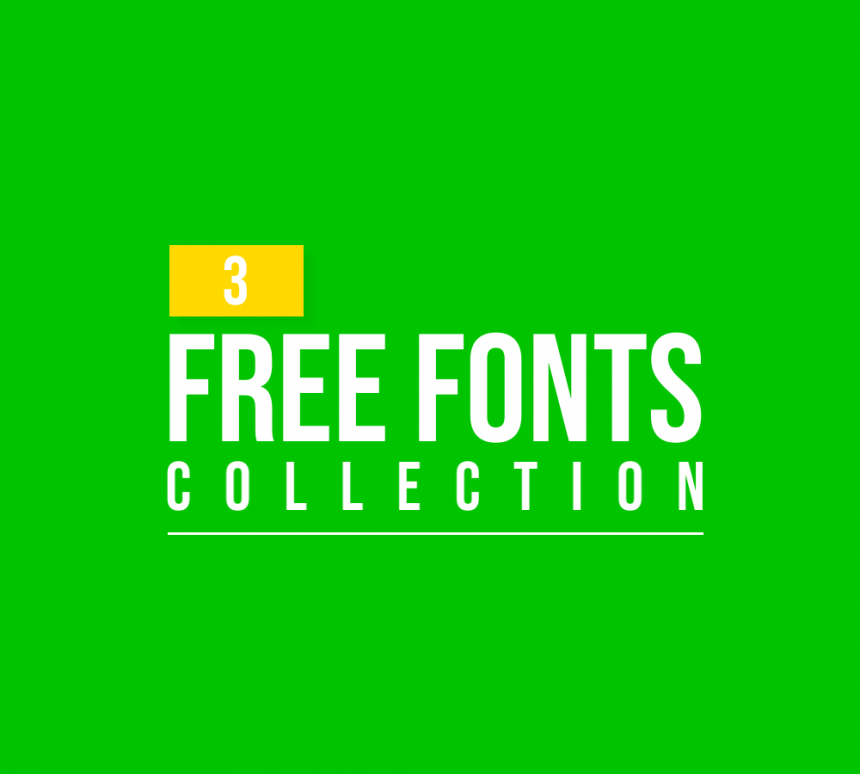 Latest Free Fonts Collection | 3