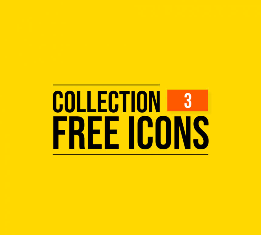 Latest Free Icons Collection | 3