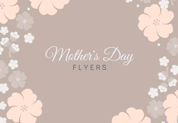 30+ Best Flyers for Mother's Day Celebration