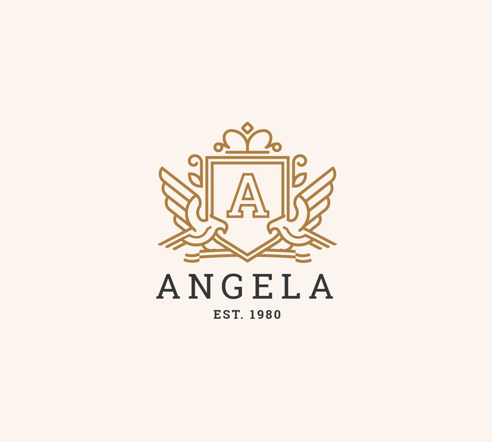30+ Royal Logo Templates Created for Luxury Business ...