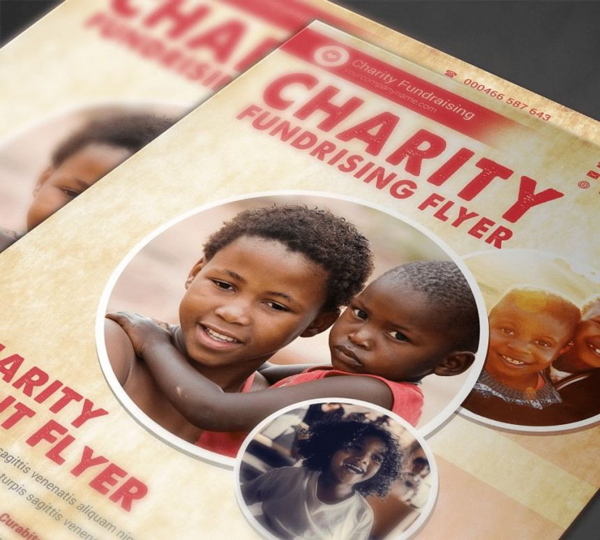 25+ Respectable Charity Flyer Templates