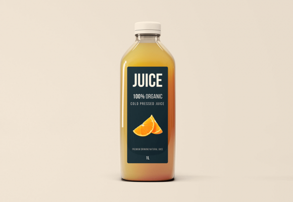 30+ Glass Bottle Mockups for Food and Beverage Packaging