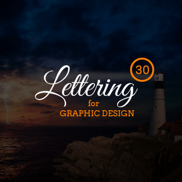 30+ Remarkable Lettering Styles for Graphic Design
