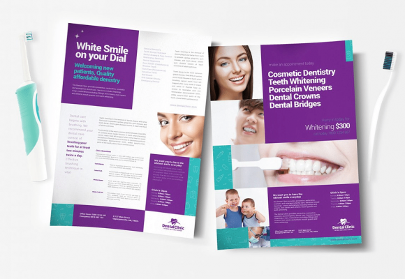 20+ Professional Medical Flyers and Posters