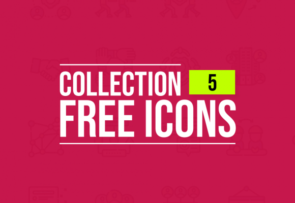 Latest Free Icons Collection | 5