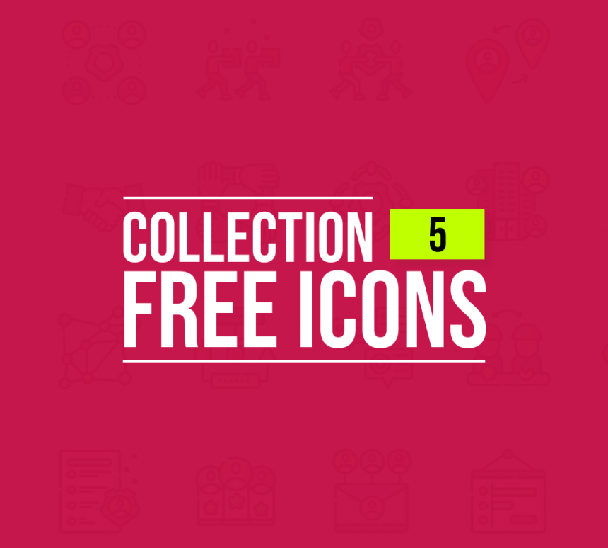 Latest Free Icons Collection   5