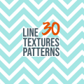 30+ Wonderful Line Patterns and Textures