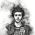 20+ Artistic Pencil Sketch Photoshop Actions