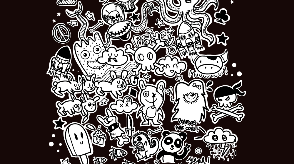 30 Mind Blowing Doodle Art Designs for Inspiration