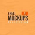 Latest Free Mockup Templates Collection | 6