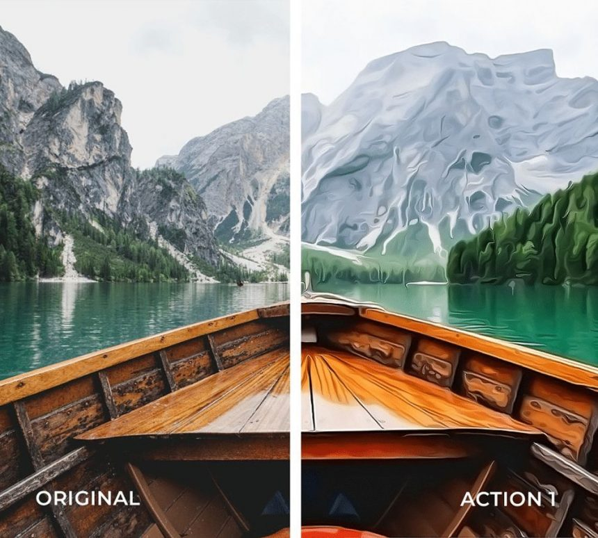 Photoshop Actions – Best Collection [2019]