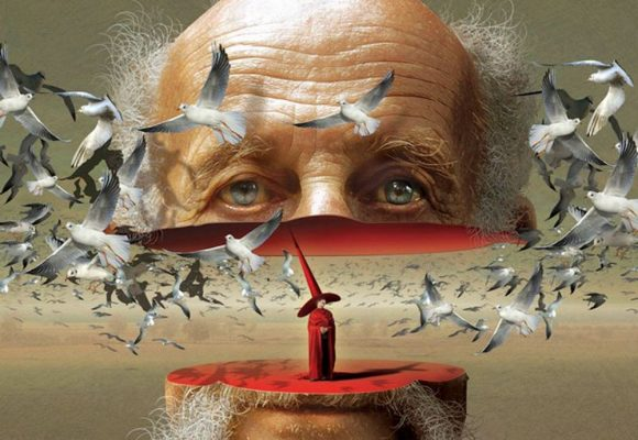 17 Incredible Human Photo Manipulation Artworks