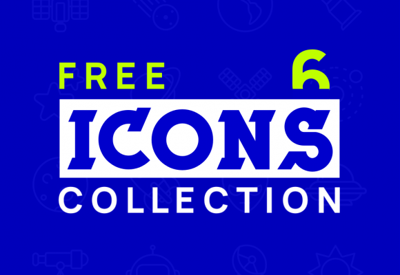 Latest Free Icons Collection | 6