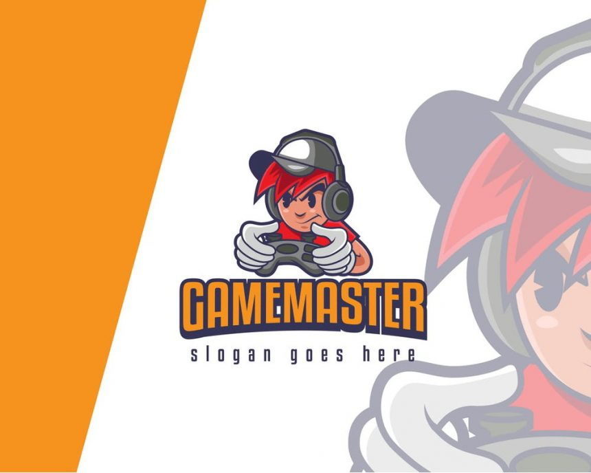 30+ Game Logo Design Templates for Outstanding Brand