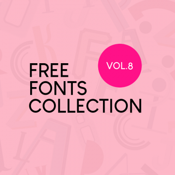 Latest Free Fonts Collection | 8