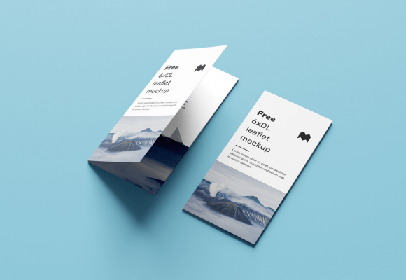35+ Creative Brochure / Catalog Mockup Templates PSD