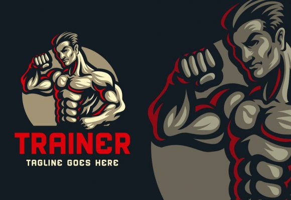 25+ Extraordinary Gym & Fitness Logo Templates